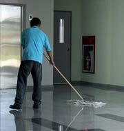 Servicios de limpieza en comunidades de vecinos